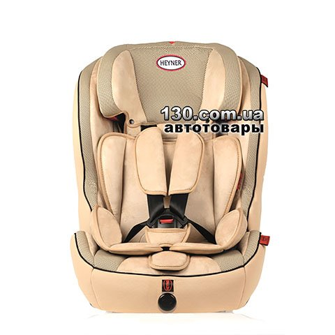 Child car seat with ISOFIX HEYNER MultiFix AERO+ Summer Beige (796 150)
