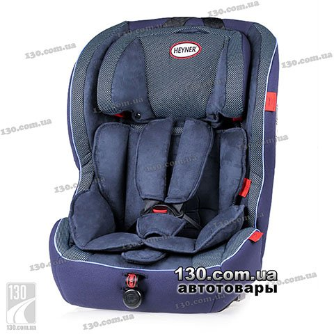 Детское автокресло с ISOFIX HEYNER MultiRelax AERO Fix Cosmic Blue (798 140)