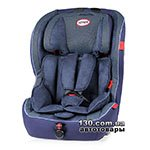 Child car seat with ISOFIX HEYNER MultiRelax AERO Fix Cosmic Blue (798 140)
