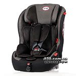 Child car seat with ISOFIX HEYNER MultiRelax AERO Fix Pantera Black (798 110)