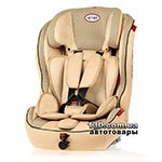 Child car seat with ISOFIX HEYNER MultiRelax AERO Fix Summer Beige (798 150)