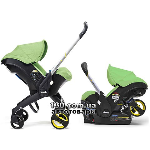 Child car seat with stroller Doona Infant Fresh / Green