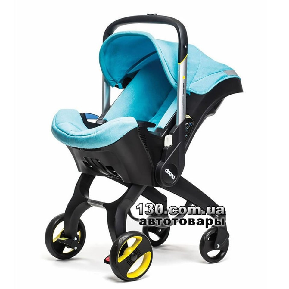 Doona Infant Buy Child Car Seat With Stroller Sky Turquoise