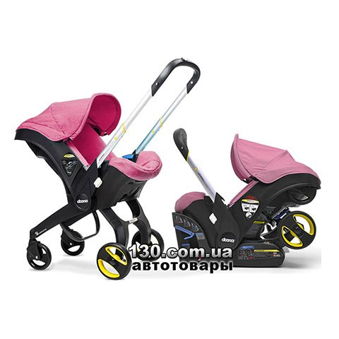 Child car seat with stroller Doona Infant Sweet / Pink