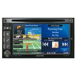 DVD/USB receiver Alpine INE-W920R with GPS navigation and Bluetooth