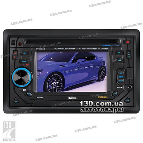 DVD/USB автомагнитола Boss Audio Systems BV9158B с Bluetooth