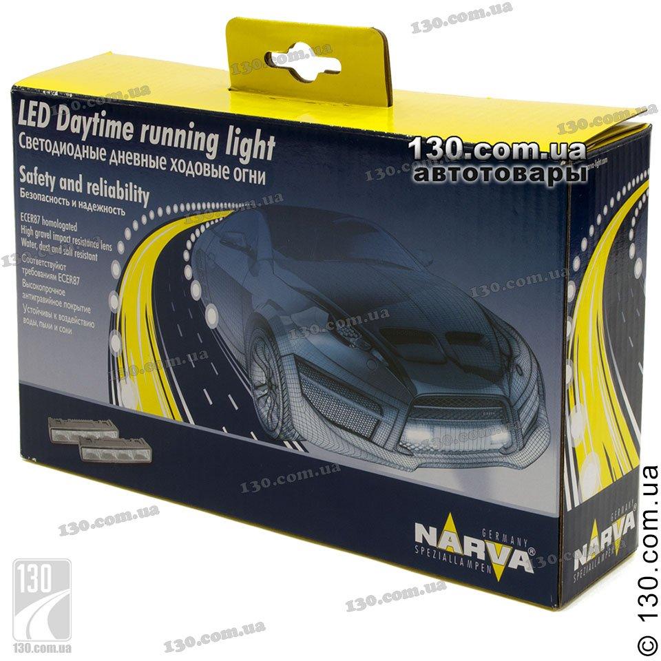 Daytime running lamp (DRL) NARVA LED Daytime running light (12830WLNVAX1)