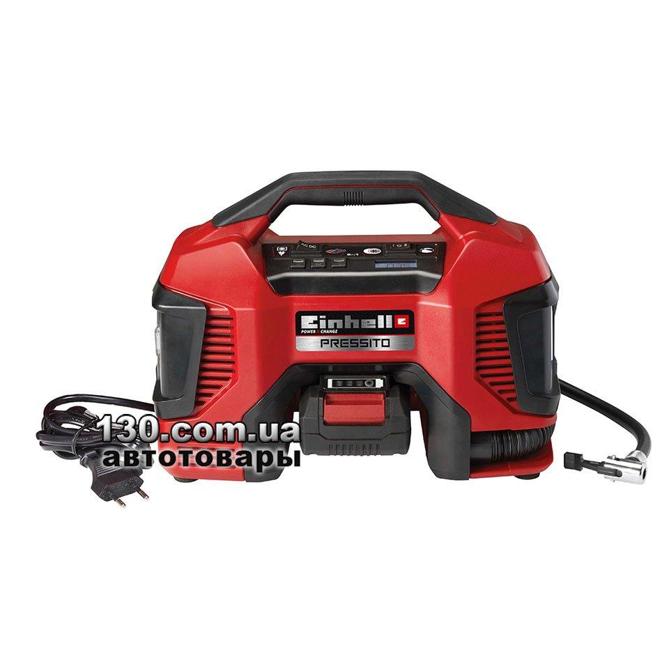 einhell pressito — buy portable compressor