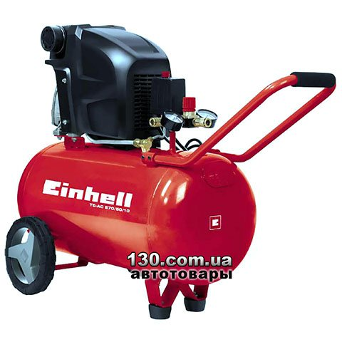 Direct drive compressor with receiver Einhell TE-AC 270/50/10