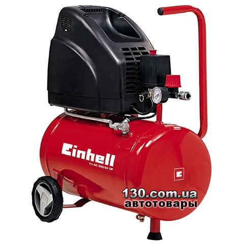 Direct drive compressor with receiver Einhell TH-AC 200/24 OF