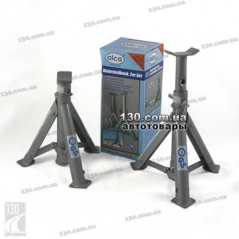 Foldable jack stand Alca 445 000 2 t