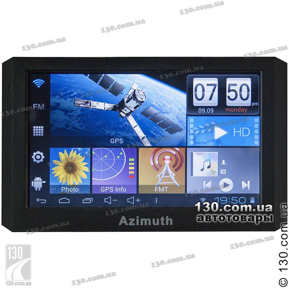 Azimuth gps навигатор