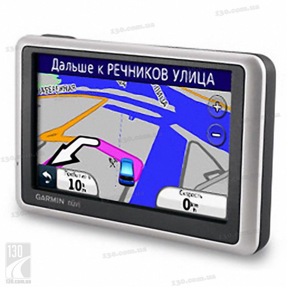 программа для навигатора garmin nuvi 1300