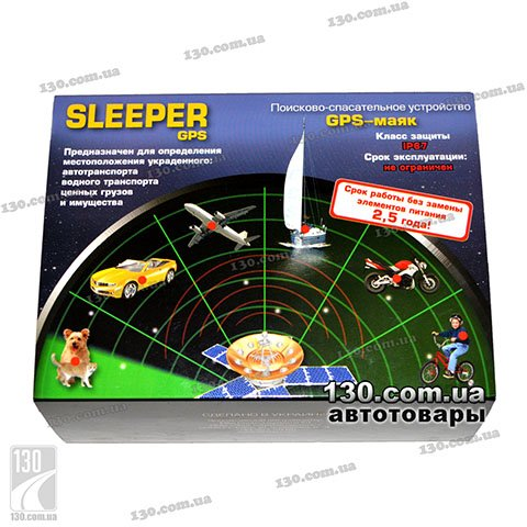 GPS трекер ECS Sleeper GPS (GE865-Quad)