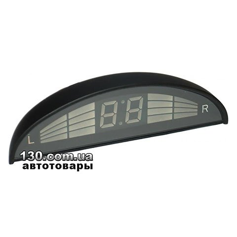 Парктроник GT P Rainbow 4 black (P RB4 Black) с LED-дисплеем