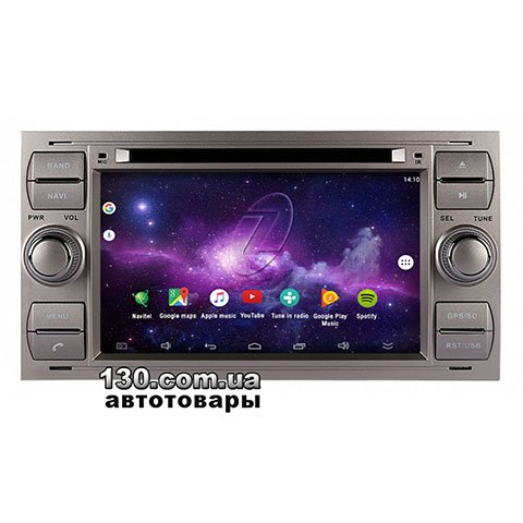 Native reciever Gazer CM6007-DB Android for Ford