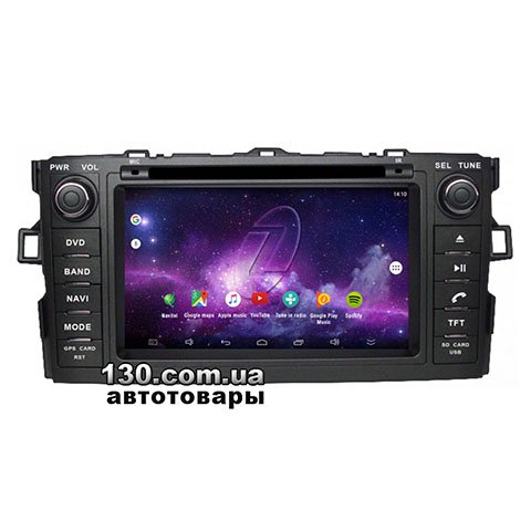 Native reciever Gazer CM6007-E180 Android for Toyota