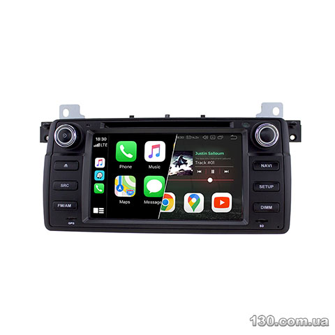 Native reciever Gazer CM6007-E39 Android for BMW