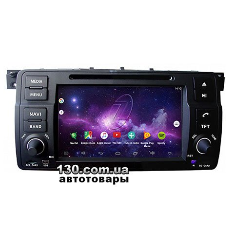 Native reciever Gazer CM6007-E46 Android for BMW