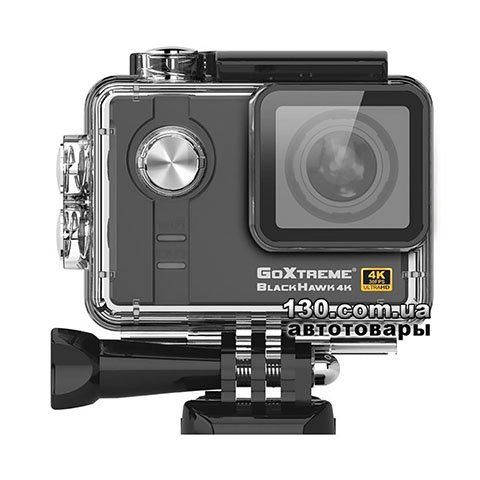 Action camera for extreme sports GoXtreme Black Hawk 4K