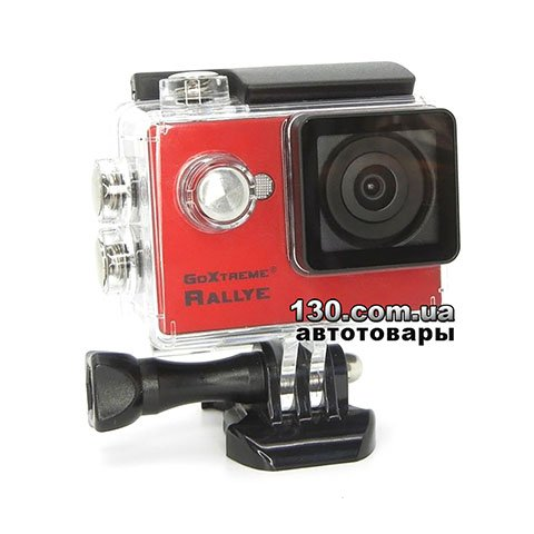 Action camera for extreme sports GoXtreme Rallye