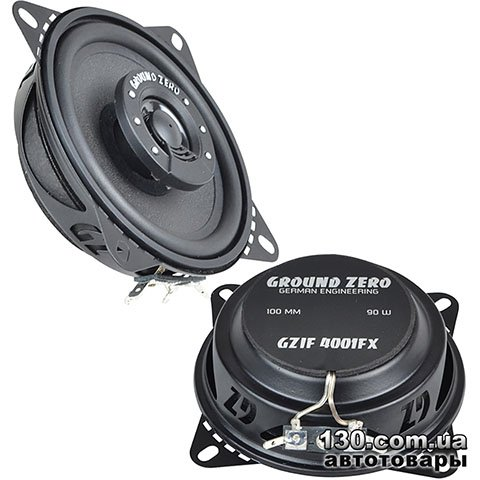 Car speaker Ground Zero GZIF 4001FX
