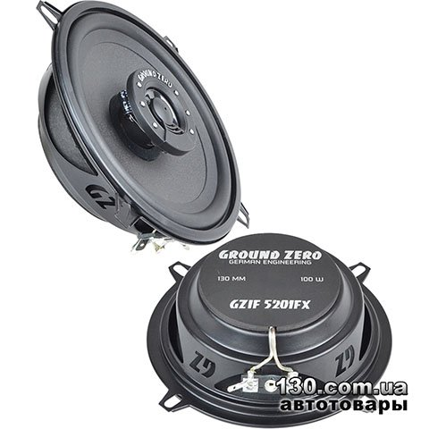 Car speaker Ground Zero GZIF 5201FX