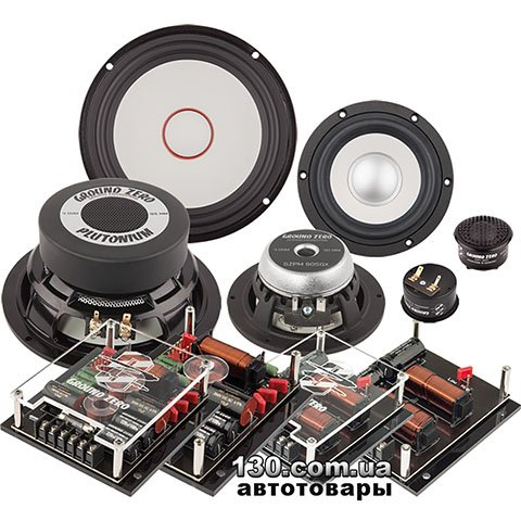 Car speaker Ground Zero GZPC 16.3SQ