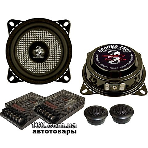 Car speaker Ground Zero GZRC 100FXII