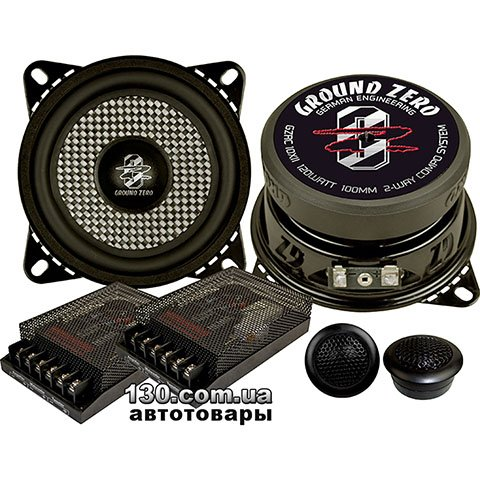 Car speaker Ground Zero GZRC 10XII