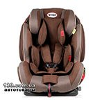 Child car seat with ISOFIX HEYNER Capsula MultiFix ERGO 3D Cookie Brown (786 160)
