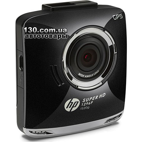 HP f520s — buy car DVR