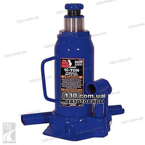 Hydraulic bottle jack Vitol DB-10004 10 t