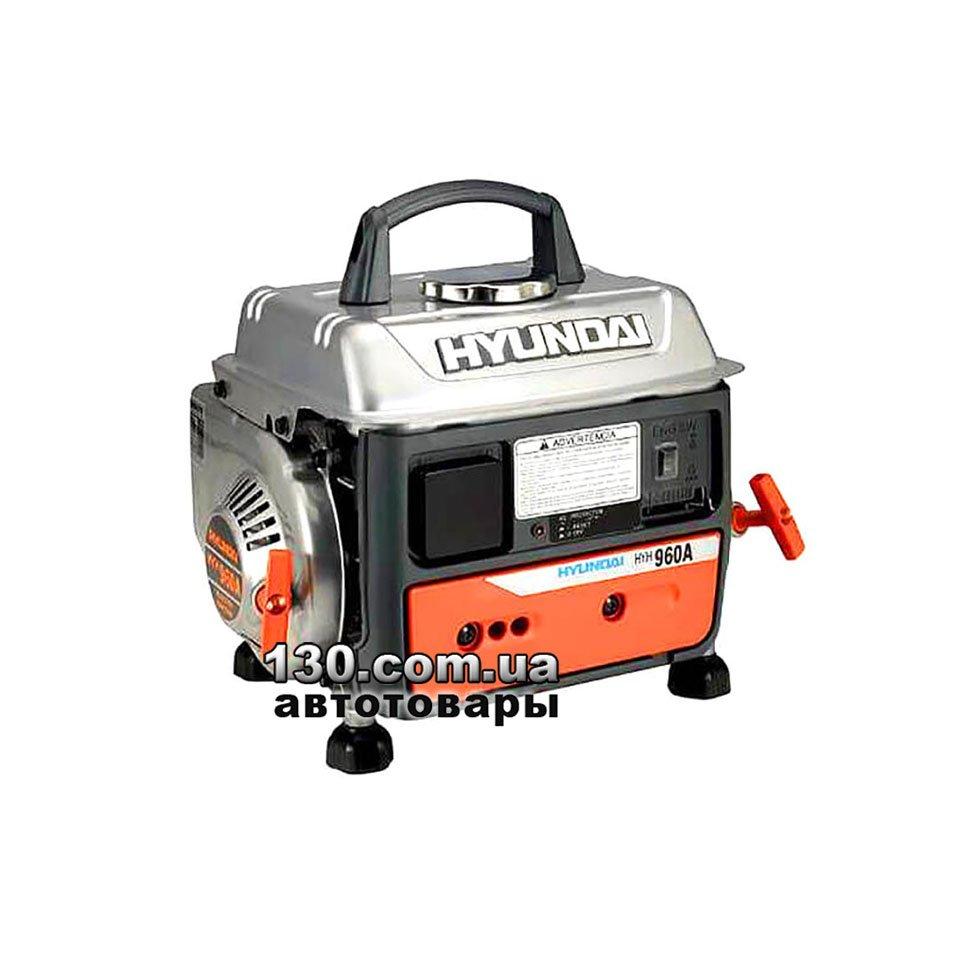 отзывы бензиновый генератор hyundai hhy960a