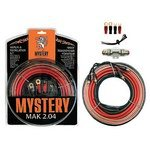 Installation kit Mystery MAK-2.04 for two-channel amplifier