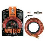 Installation kit Mystery MAK-2.08 for two-channel amplifier