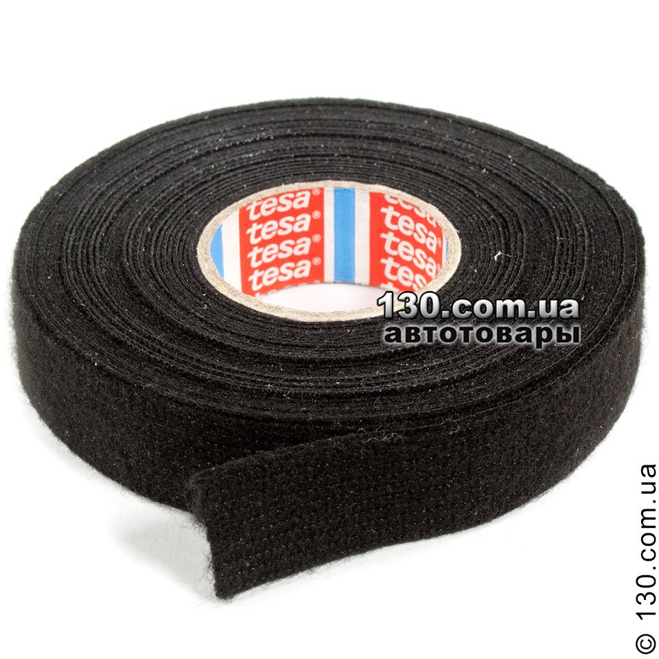 Tesa 51616 Pet Fleece 75 M X 19 Mm 065 Buy Automotive Wire Harness Insulation