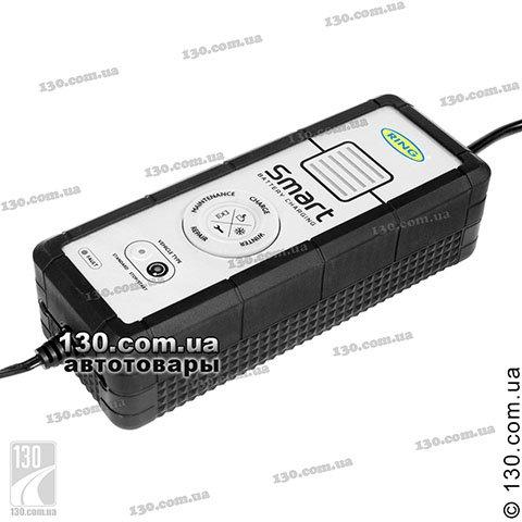 Интеллектуальное зарядное устройство Ring RESC605 12 В, 5 А для автомобильного аккумулятора