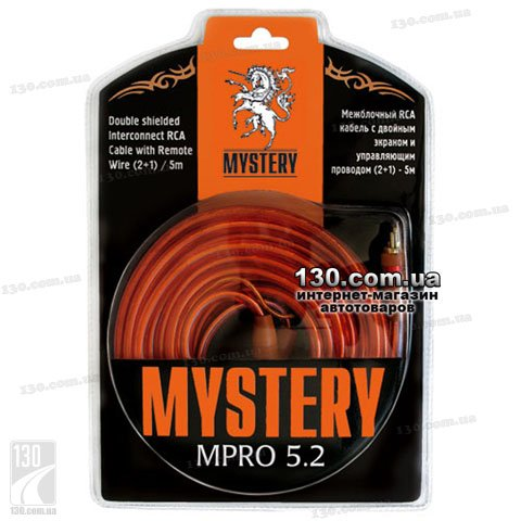 Signal line cable Mystery MPRO-5.2 (5 m)