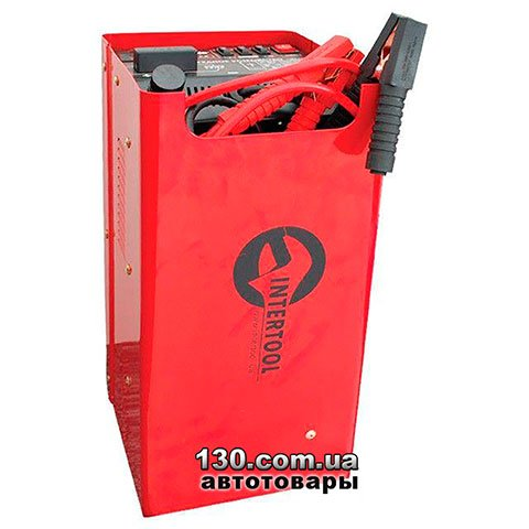 Пуско-зарядное устройство Intertool AT-3016 12 / 24 В, 12 А, старт 300 А