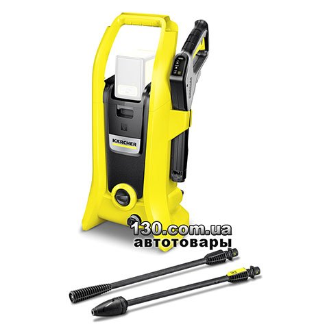 Stand-alone Washer Karcher K 2 Battery