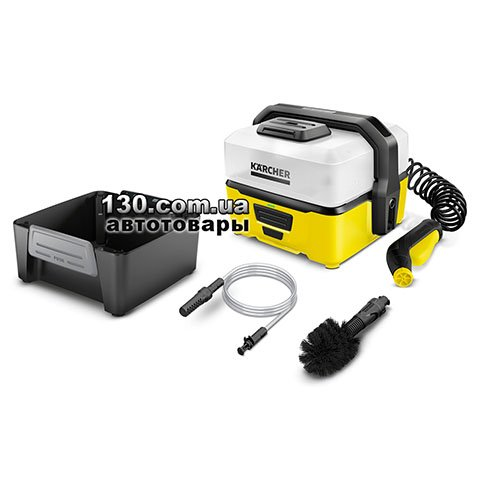 Stand-alone Washer Karcher OC 3 Adventure Box