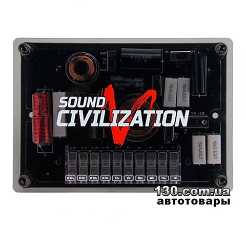 Кроссовер Kicx Sound Civilization X6