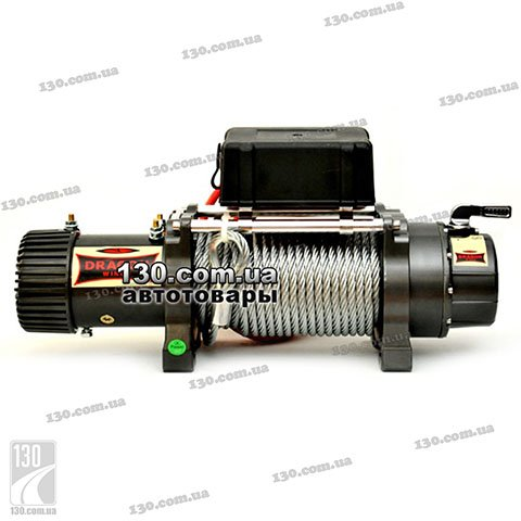Dragon Winch DWH 12000 HD — купить лебедку 12 В, 5,44 т, Highlander Series