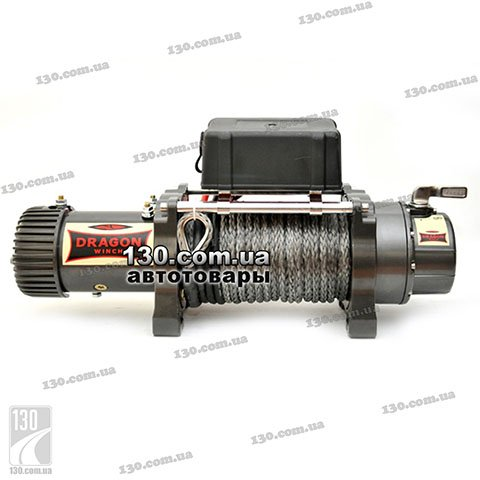 Dragon Winch DWH 9000 HD — купить лебедку 12 В, 4 т, Highlander Series