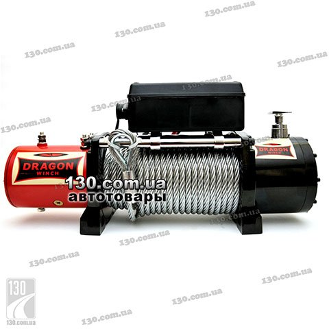 Лебедка Dragon Winch DWM 12000 HD 12 / 24 В, 5,44 т, Maverick Series