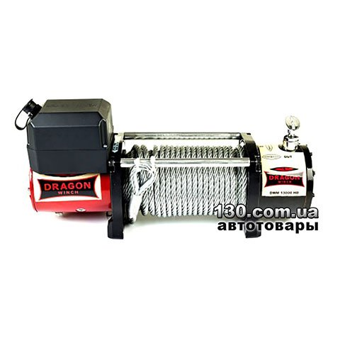 Лебедка Dragon Winch DWM 13000 HD 12 / 24 В, 5,9 т, Maverick Series