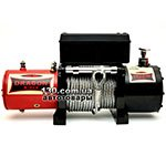 Лебедка Dragon Winch DWM 8000 HD 12 / 24 В, 3,6 т, Maverick Series