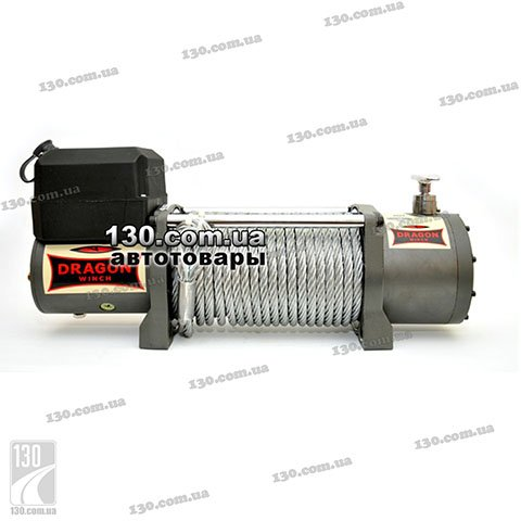 Лебедка Dragon Winch DWT 14000 HD 12 / 24 В, 6,35 т, Truck Series