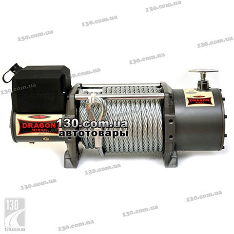 Лебедка Dragon Winch DWT 16800 12 / 24 В, 7,49 т, Truck Series